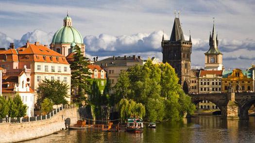 République Tchèque - Prague - Réveillon - Hôtel Yasmin 4*