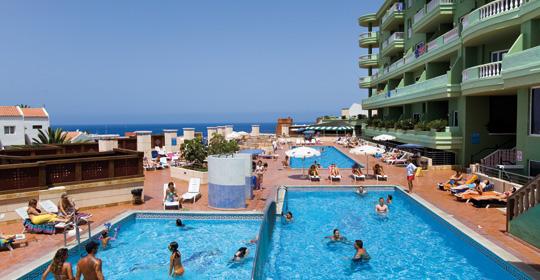 Aparthotel Villa de Adeje Beach 3* Iles Canaries - voyage  - sejour