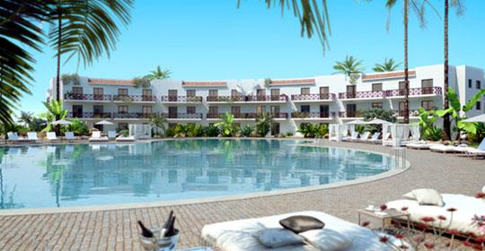 Cap Vert - Sal - Hôtel Mélia Dunas 5*