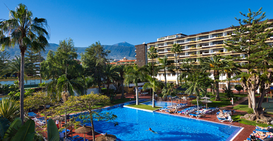 Canaries - Tenerife - Espagne - Hôtel Puerto Resort by Blue Sea 4*
