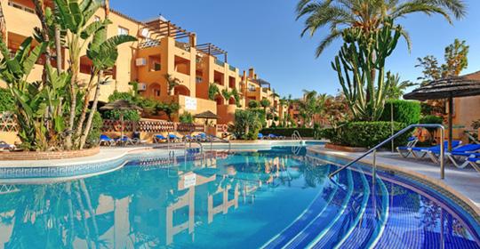 Hôtel Grangefield Oasis Club 3*