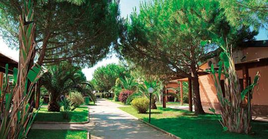villaggio oasis italie campanie 06