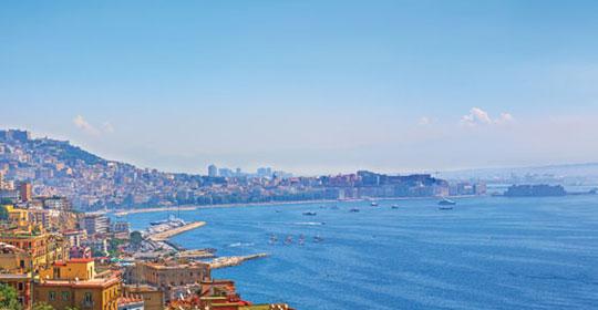 Au Coeur de la Côte Amalfitaine - Naples