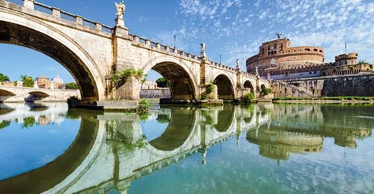 Autotour Rome et la Campanie 3*  - voyage  - sejour