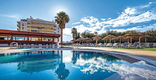 Top Clubs Cocoon Vau Portimão - Algarve - voyage  - sejour