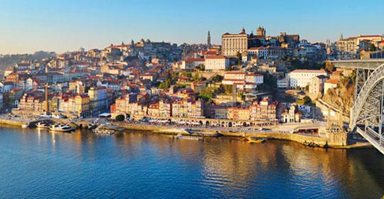 Combiné Porto-Lisbonne - Portugal