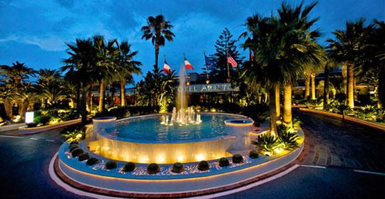 Hotel ariston 4 paestum campanie italie avec voyages for Hotel ariston paestum