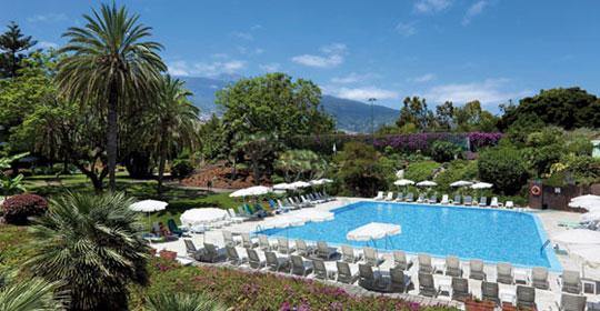 Taoro Garden - Tenerife - voyage  - sejour