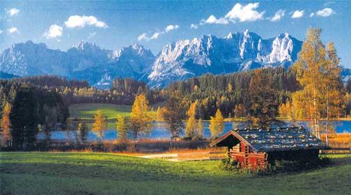 Circuit Au Coeur du Tyrol