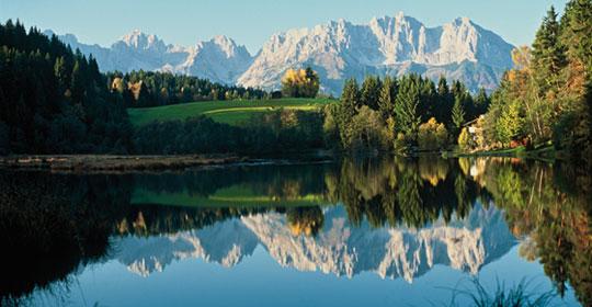Autriche - Circuit Au Coeur du Tyrol