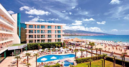 Evrika Beach Club - Bulgarie - voyage  - sejour