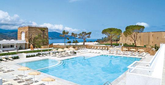 Pollina Resort - Sicile - voyage  - sejour