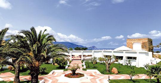 Hotel Club Pollina Resort Sicile Avis