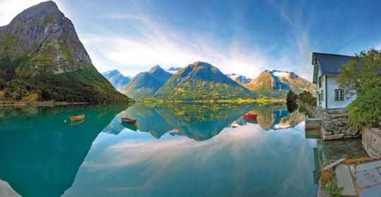 Au Coeur de la Norvège - Norvège - voyage  - sejour