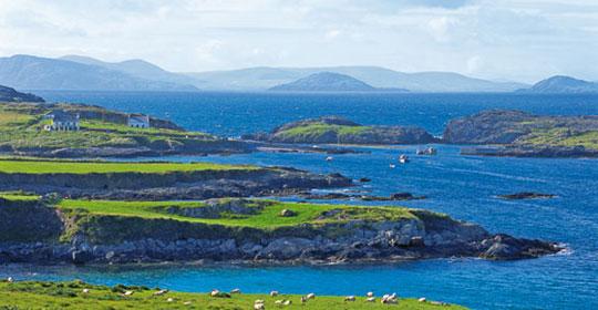Au Coeur de l'Irlande - Irlande - voyage  - sejour