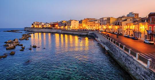 Nouvel An en Sicile - Sicile