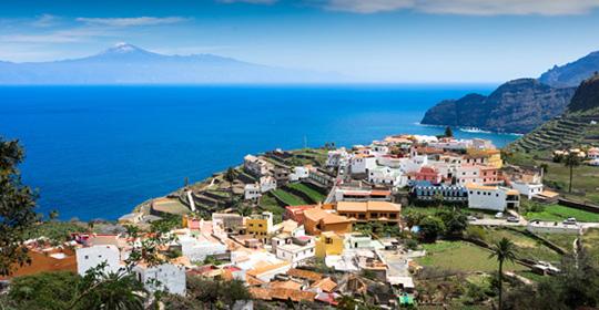 Tenerife et la Gomera - Tenerife