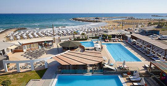 Séjour Découverte en Crète - Logement au Top Clubs Astir Beach - Crète