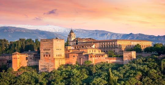 L'Espagne depuis la Castille jusqu'en Andalousie : Madrid, Tolède, Grenade et Séville - Espagne
