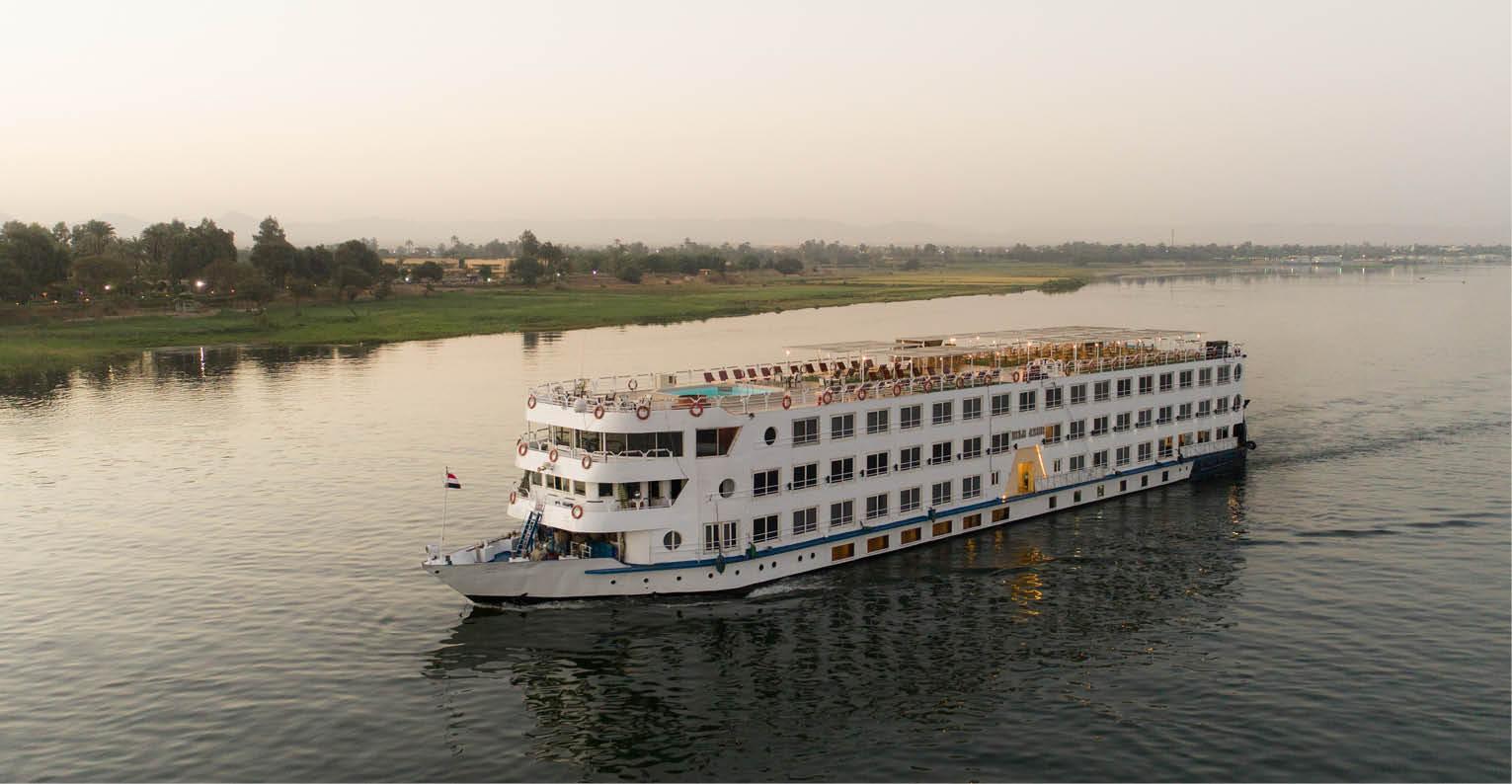 Circuit du Nil à la mer Rouge 4* - Egypte