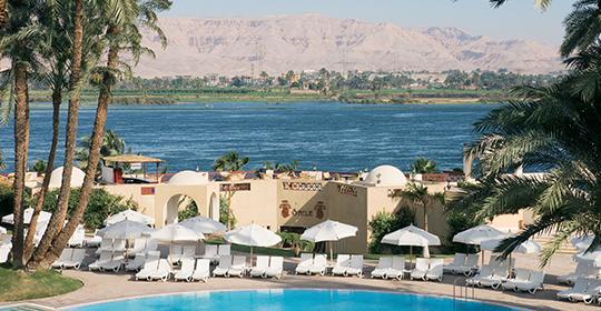 Top Clubs Cocoon Mercure Luxor Karnak - Luxor