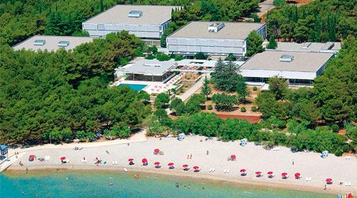 Beach hôtel jure 4*