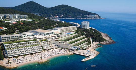 Valamar Dubrovnik Président ***** - voyage  - sejour