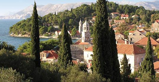 De lIstrie à la Dalmatie