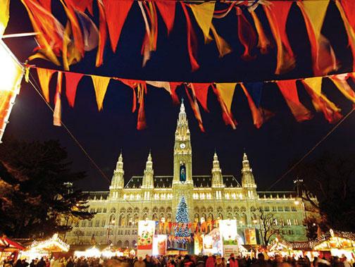Réveillon - Week end libre à Vienne - Vienne