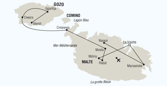 circuit malte