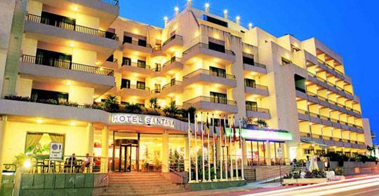 Hôtel Santana 4* - voyage  - sejour