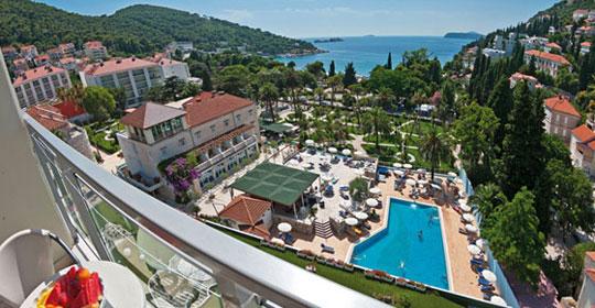Grand Hôtel Park 4* - voyage  - sejour