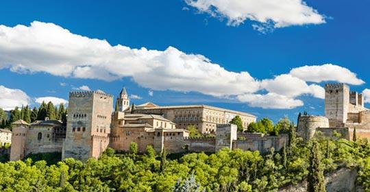 Circuit au coeur de l'Andalousie en 4* - voyage  - sejour