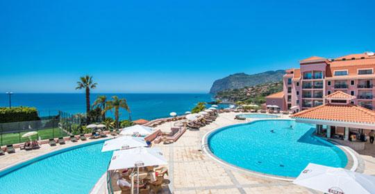 pestana royal ocean and spa resort mad re voyage portugal s jour mad re. Black Bedroom Furniture Sets. Home Design Ideas