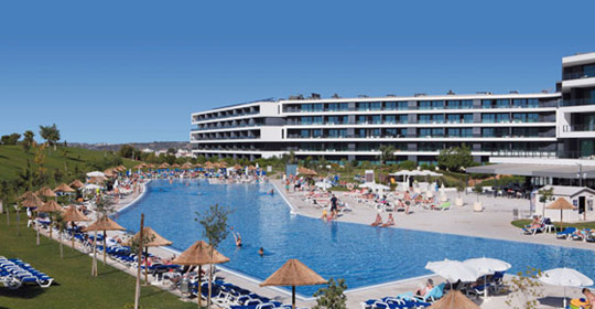 top clubs alvor baia - algarve