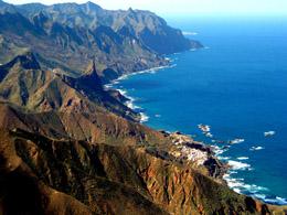 Vols Secs France/Tenerife/France - Tenerife