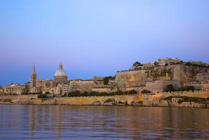Vols Secs France/Malte/France - Malte