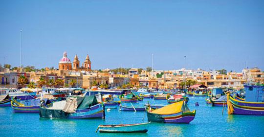 Au Coeur de Malte - Logement en hôtel 4* - Malte