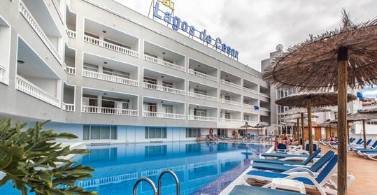 Blue Sea Lagos de Cesar - Tenerife - voyage  - sejour