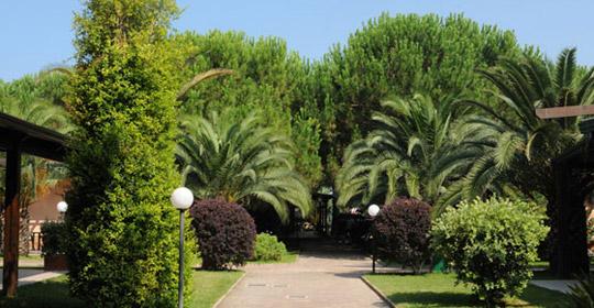 villaggio oasis italie campanie 09