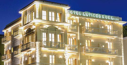 Réveillon à Sorrento - Hôtel Antiche Mura - Sorrento - voyage  - sejour