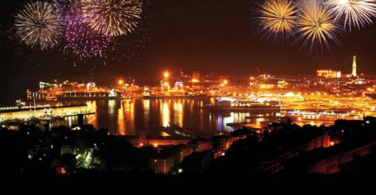 Nouvel An sur le Golf de Naples - Hôtel Antiche Mura - Sorrento