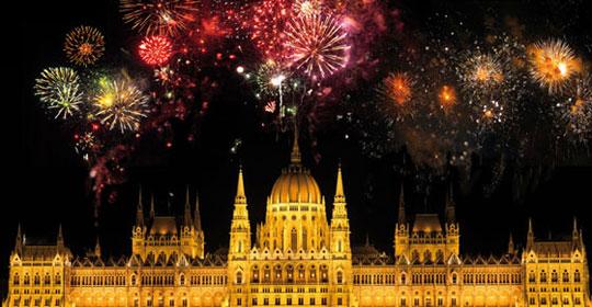 Réveillon - Hôtel Hungaria City Center - Budapest - voyage  - sejour