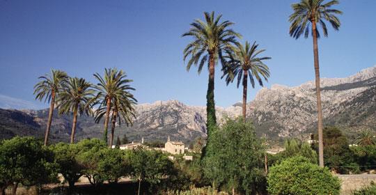 Terres Majorquines - Les Baléares, Palma de Majorque