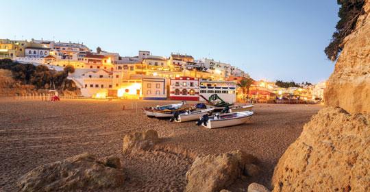 Séjour Découverte à Portimão - Algarve