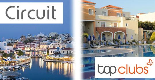 Au Coeur de la Crète + Top Clubs Chrispy - Crète - voyage  - sejour