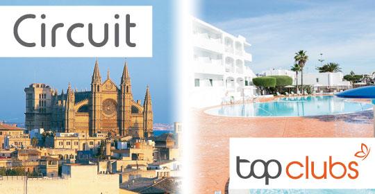 Au Coeur de Majorque + Top Clubs Cala d'Or - Les Baléares, Palma de Majorque