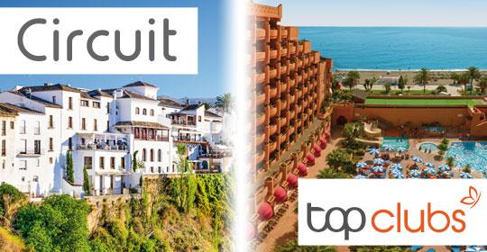 Au Coeur de l'Andalousie + Top Clubs Almuñécar - Andalousie - voyage  - sejour