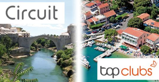 Au Coeur de la Croatie 3* + Top Clubs Quercus - Croatie