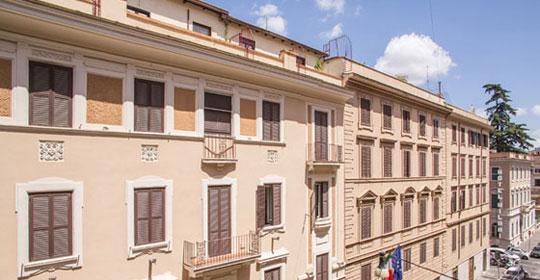 Réveillon à Rome - Hôtel Milani - Rome - voyage  - sejour